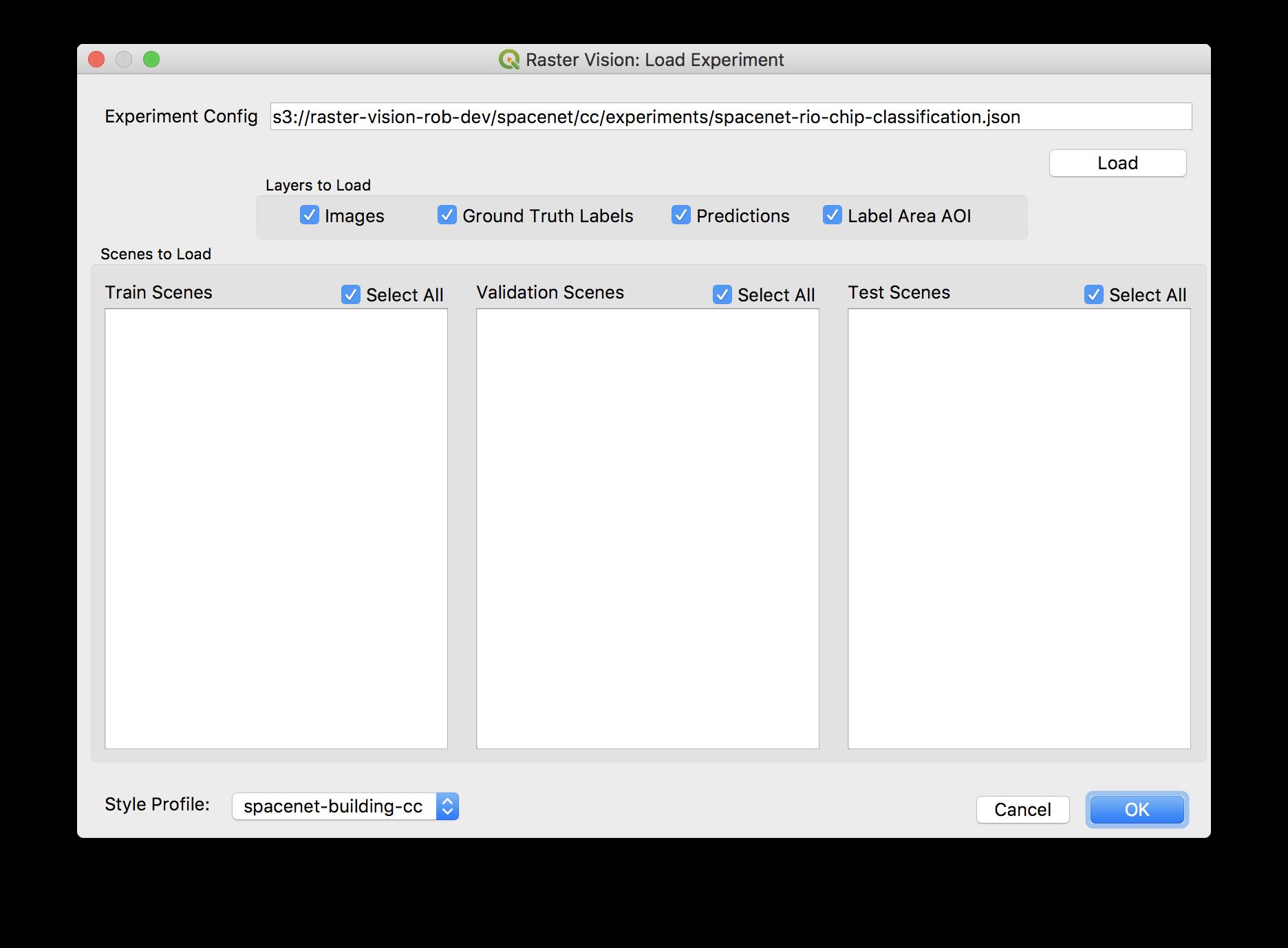 QGIS Plugin — Raster Vision Documentation (0 9)